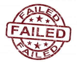misslyckas som marknadschef